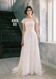 89fc2a5d4a769 ANNA SUI|ブランド|オシャレでこだわり、個性的なウェディングドレス ...