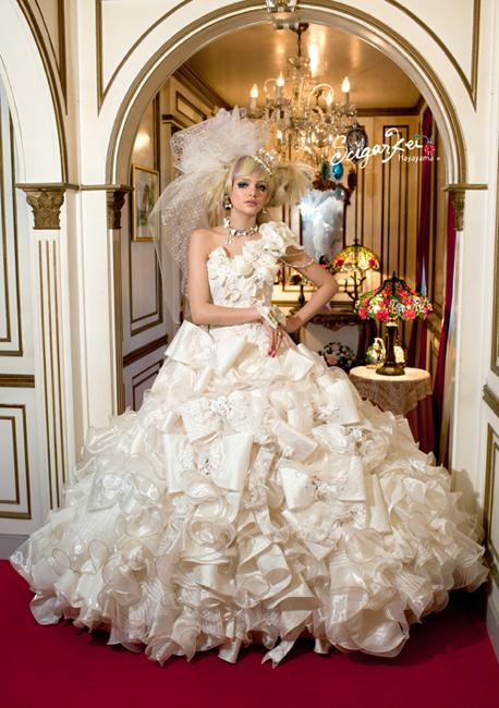 W5F,521|Sugar Kei|ブランド|オシャレでこだわり、個性的なウェディングドレス、カラードレス、タキシードレンタルならドレス ショップブランシェ